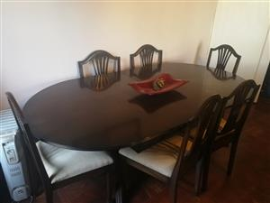 Hartmann and Keppler  Diningroom  Set