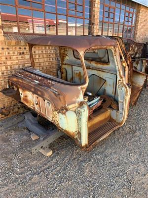 1958 Chevrolet Apache parts
