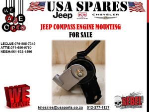 JEEP COMPASS NEW ENGINE MOUNTING FOR SALE