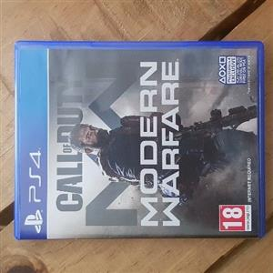 New Call of duty for sale