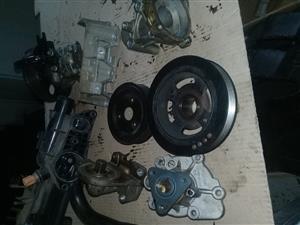 Hyundai Ix35 engine spares  engine code g4kd