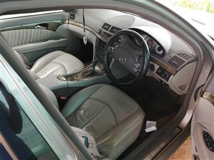 2007 Mercedes Benz E Class E320CDI Avantgarde