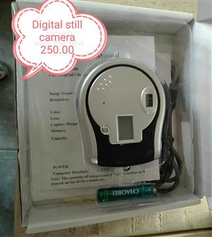 Digital still camera for sale