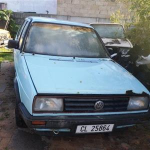 1992 VW Jetta 1.8T R