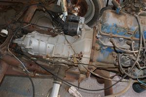 VW Beetle Gearbox