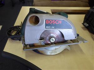 1050W Bosch PKS 54 Circular Saw