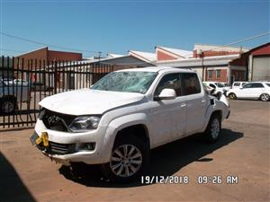 Vw Amarok 2.0 Auto CSH Stripping for spares