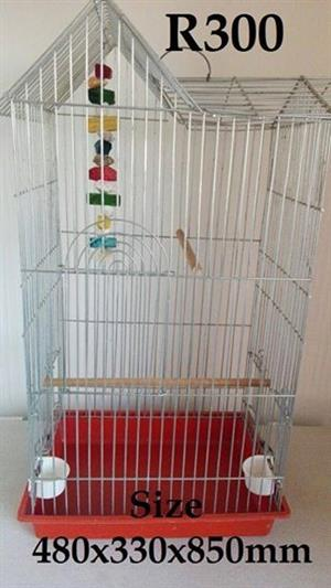Big red rat cage