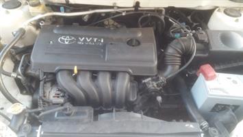 2004 Toyota Corolla 1.6 Professional