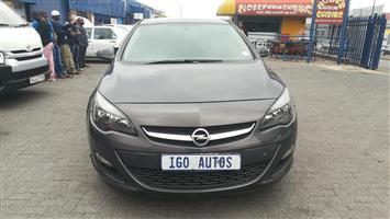2014 Opel Astra sedan 1.4 Turbo Enjoy