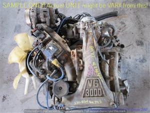 MITSUBISHI 6G72 3.0L V6 DISTRIBUTOR 12V Engine -COLT
