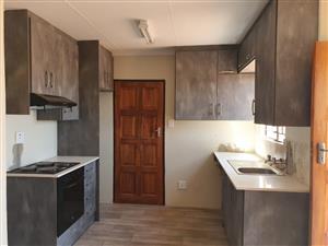 Brand new 3 bedroom fitted all over well-secured next to crossing soshanguwe vv