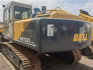 BELL HD 1023E 23T EXCAVATOR