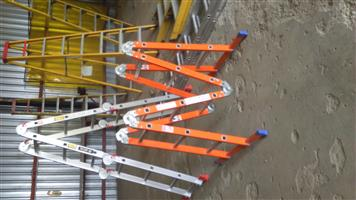 Various ladders for sale