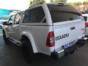 2012 Isuzu KB 300D Teq double cab LX