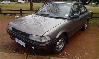 1993 Toyota Corolla 140i