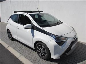 2018 Toyota Aygo 1.0 X Cite