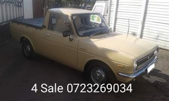 1978 Toyota Carolla 1200 bakkie for sale