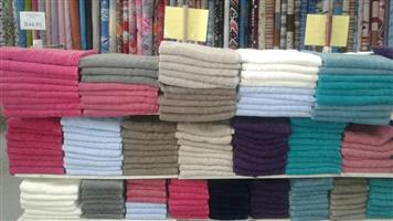 Bed linens and towels