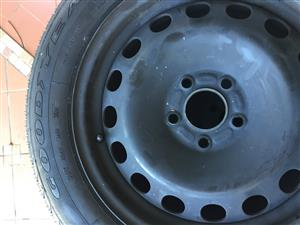 Tyres, Rims & Hubs