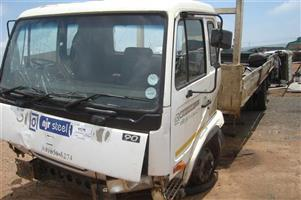 2005 NISSAN UD 90 STRIPPING FOR SPARES ONLY
