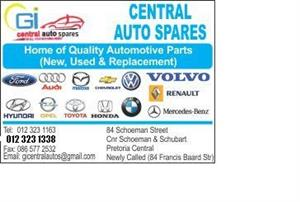new body parts available for all cars Tel: 0123231338 cel: 0735454360