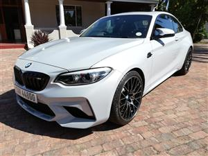 2019 BMW M2 coupe M2  COUPE M DCT COMPETITION (F87)