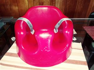 Red Bumbo chair