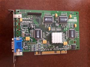 Diamond Viper V330 (NVIDIA RIVA 128) Graphics card 8 MB