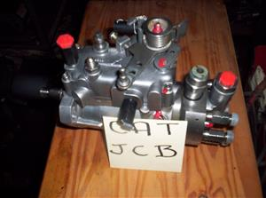 Caterpillar / JCB Injector Pump