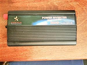 Power inverter - 500 w