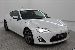 2012 Toyota 86 2.0 high auto