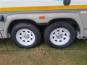 Caravan movers
