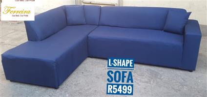 TOM L-shape couch sets