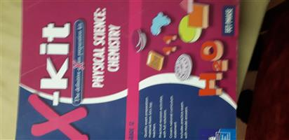 Mathematics and Physical Sciencece X-Kit Study Aids