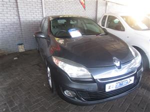 2013 Renault Megane 1.6 Dynamique