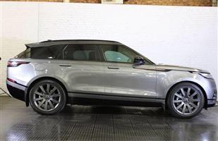 2017 Land Rover Range Rover Velar D300 HSE