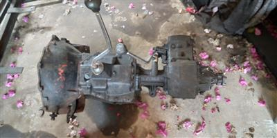 Chev K10/20 4x4 Gearbox