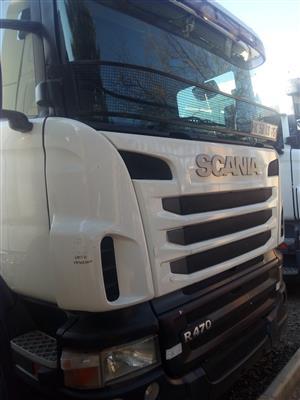 2010 Scania R470