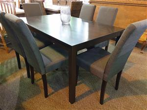 Dining Suite 6 Seater R 5900