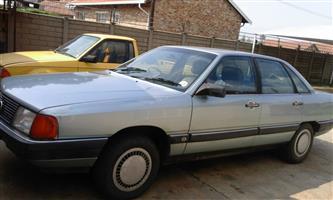 1988 Audi A4 1.4TFSI