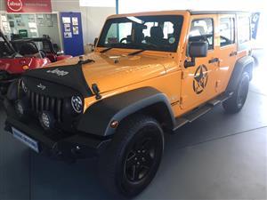 2012 Jeep Wrangler Unlimited WRANGLER UNLTD SAHARA 3.6L V6 A/T