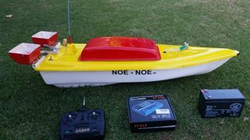 Noe noe bait boat foer sale