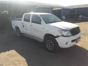 Toyota Hilux 2009 2.7 VVTI Stripping For Spares