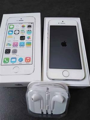 White Iphone with speakers for sale
