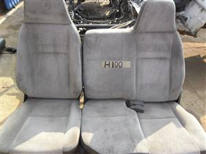 hyundai h100 seats
