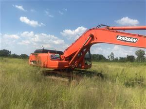 Doosan 30Ton excavator for sale