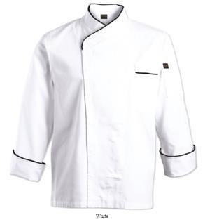 Veneto Chef Jacket - White