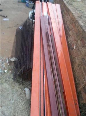 Brown steel tubing for sale