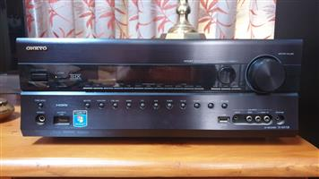 Onkyo TX-NR 708 7.2 Channel Network A/V Receiver